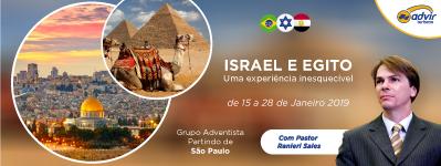Israel e Egito – Janeiro 2019