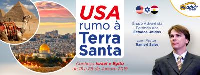 Israel e Egito (from USA) – Janeiro 2019