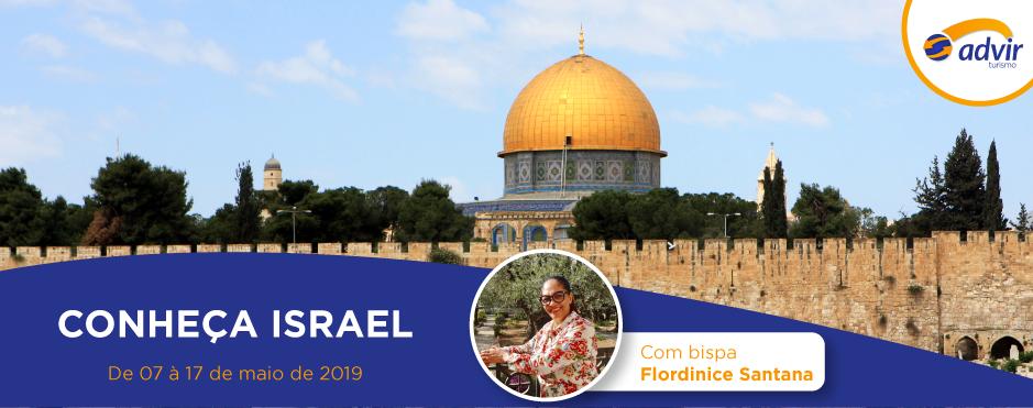 Israel – Maio 2019